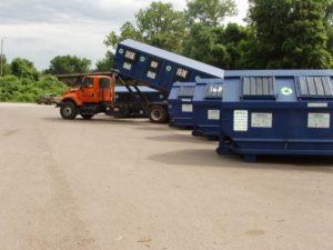 Saint Louis Recycling Bins