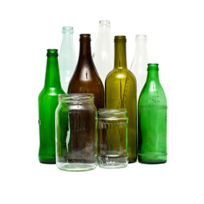 Glass Bottles & Jars