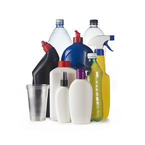 Plastic Bottles & Containers
