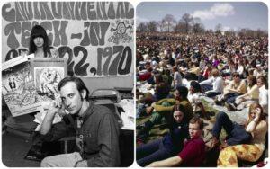 Earth Day History Photos