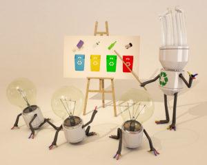 recycling education programs